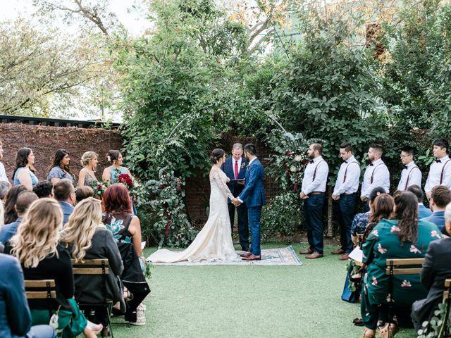 Vivek and Emily's Wedding in Georgetown, Texas 40