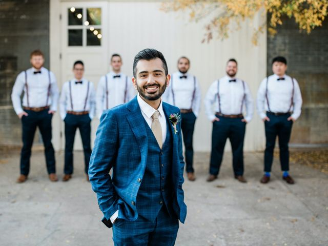 Vivek and Emily's Wedding in Georgetown, Texas 33