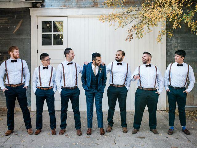 Vivek and Emily's Wedding in Georgetown, Texas 34