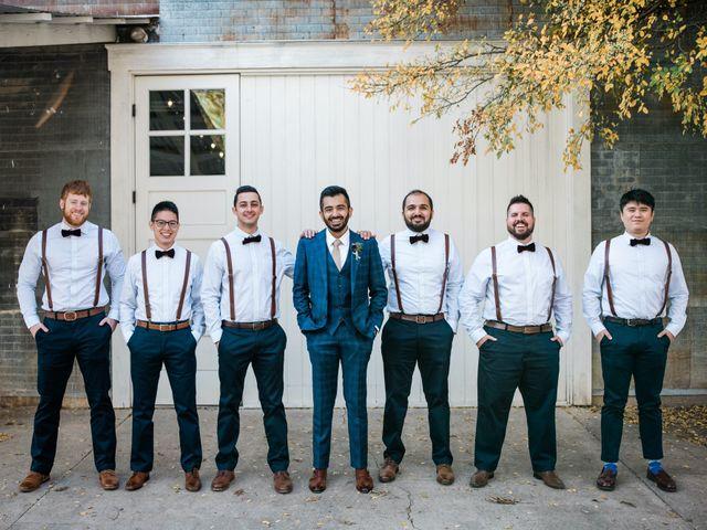 Vivek and Emily's Wedding in Georgetown, Texas 35