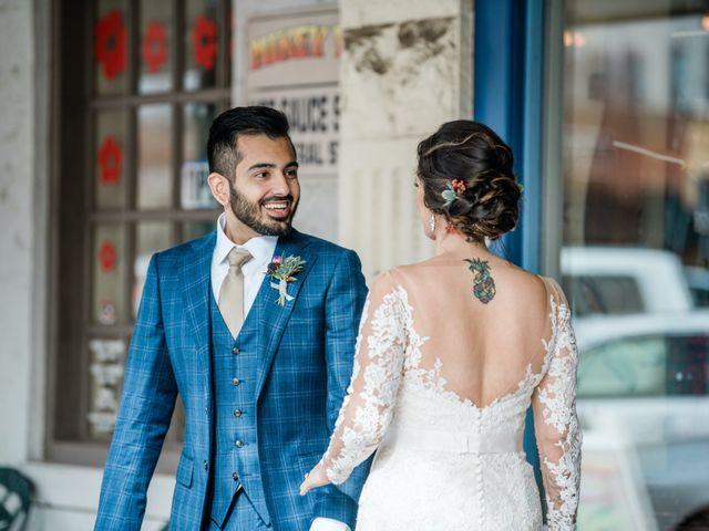 Vivek and Emily's Wedding in Georgetown, Texas 23