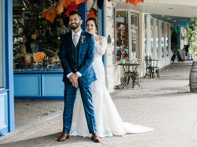 Vivek and Emily's Wedding in Georgetown, Texas 22