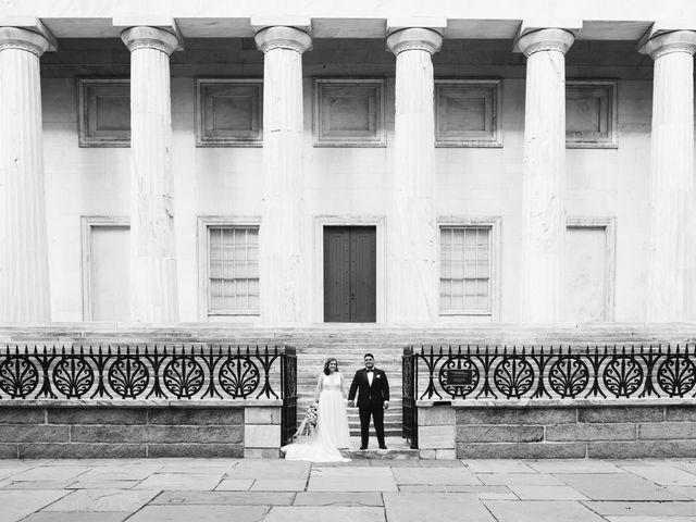 Orlando and Rachel's Wedding in Philadelphia, Pennsylvania 15