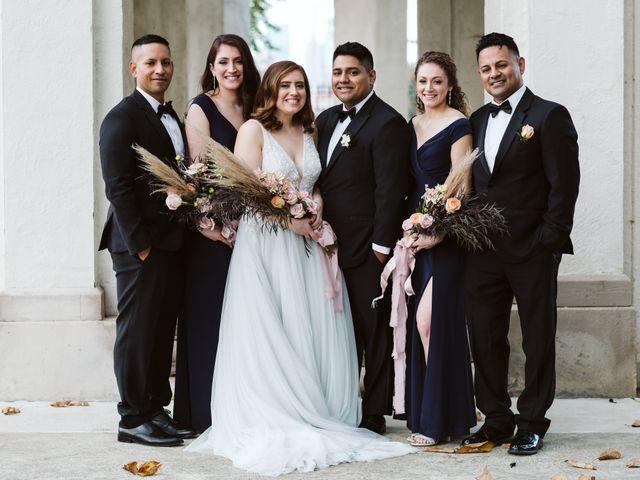Orlando and Rachel's Wedding in Philadelphia, Pennsylvania 16