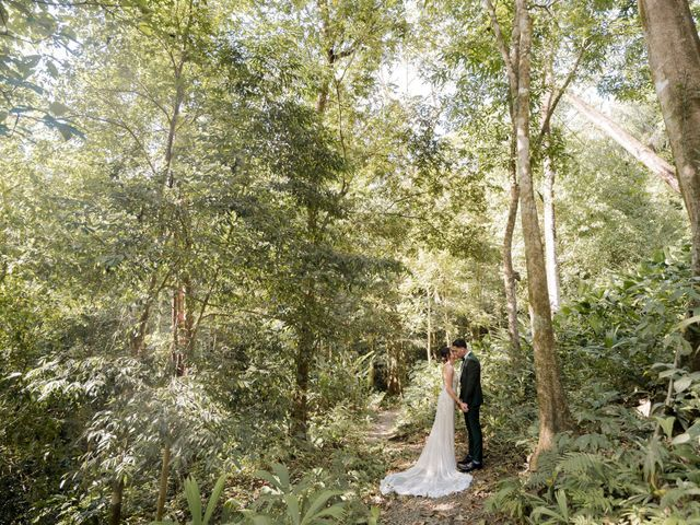 Sina and Lexi's Wedding in Manuel Antonio, Costa Rica 7