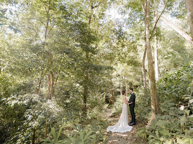 Sina and Lexi's Wedding in Manuel Antonio, Costa Rica 8