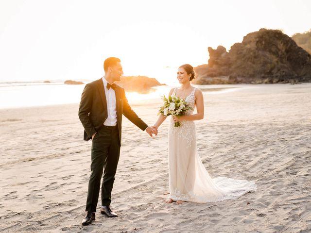 Sina and Lexi's Wedding in Manuel Antonio, Costa Rica 12