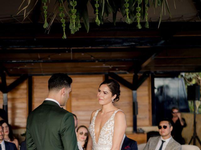 Sina and Lexi's Wedding in Manuel Antonio, Costa Rica 14