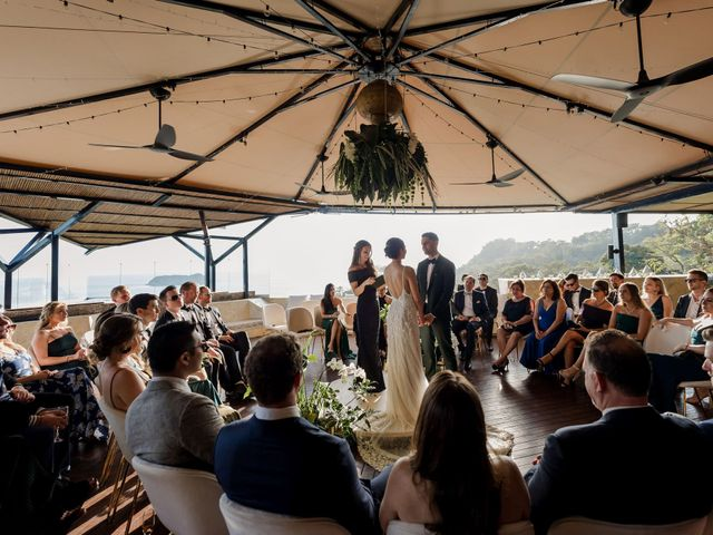 Sina and Lexi's Wedding in Manuel Antonio, Costa Rica 16
