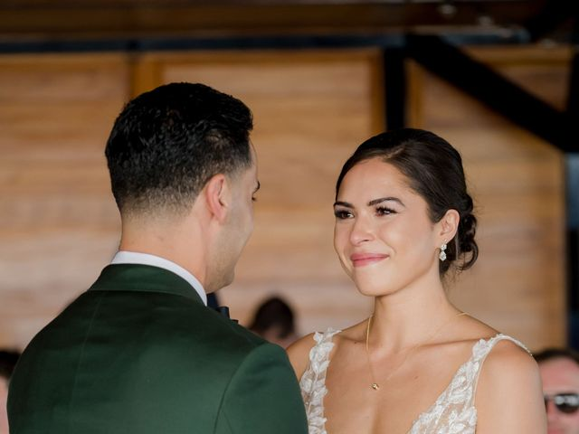 Sina and Lexi's Wedding in Manuel Antonio, Costa Rica 17