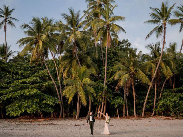 Sina and Lexi's Wedding in Manuel Antonio, Costa Rica 20