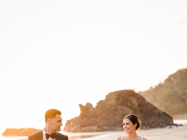 Sina and Lexi's Wedding in Manuel Antonio, Costa Rica 23