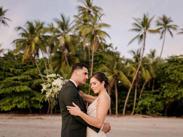 Sina and Lexi's Wedding in Manuel Antonio, Costa Rica 25