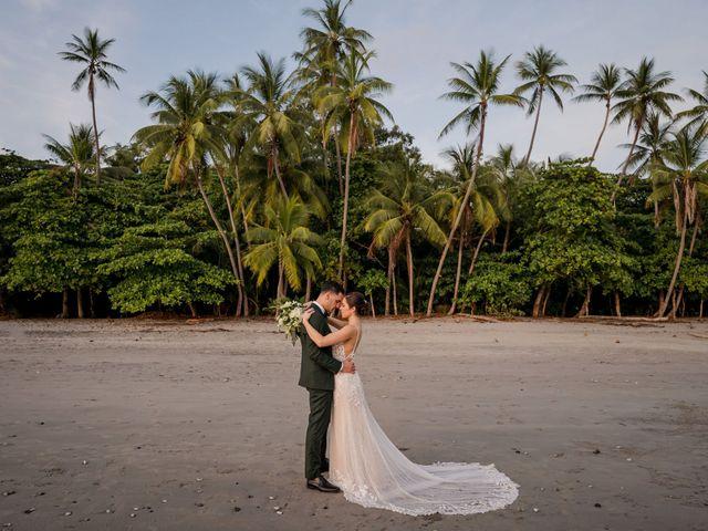 Sina and Lexi's Wedding in Manuel Antonio, Costa Rica 29