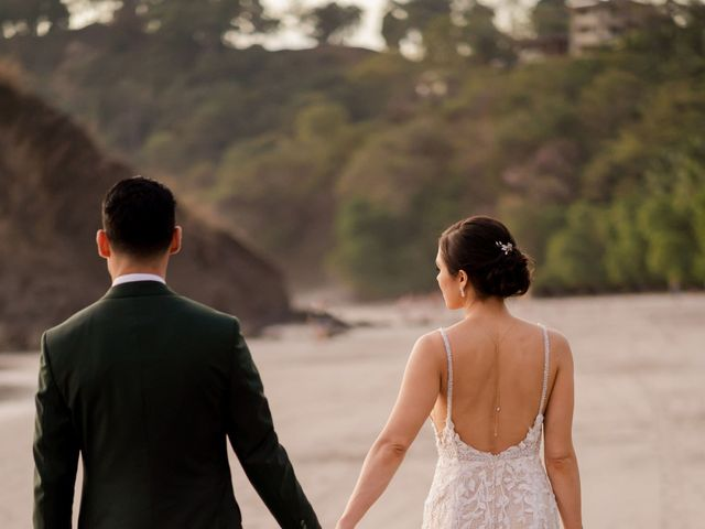 Sina and Lexi's Wedding in Manuel Antonio, Costa Rica 34