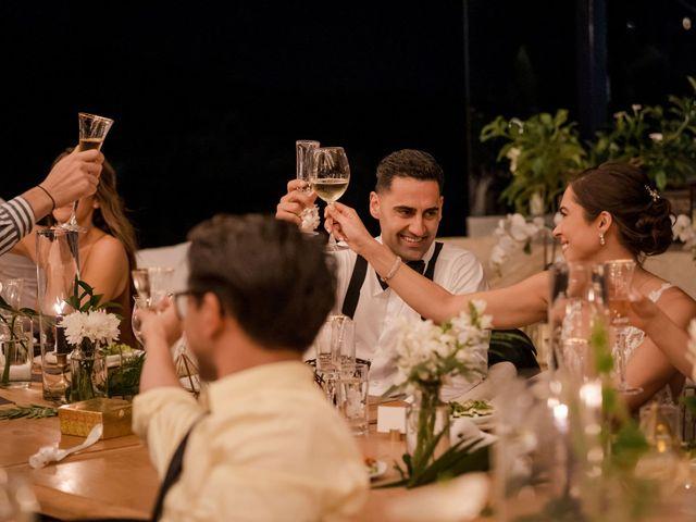 Sina and Lexi's Wedding in Manuel Antonio, Costa Rica 38