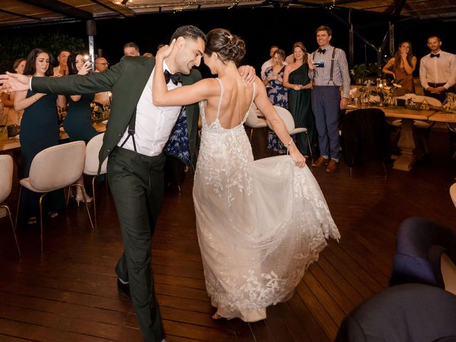 Sina and Lexi's Wedding in Manuel Antonio, Costa Rica 40