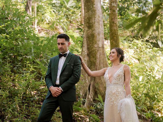 Sina and Lexi's Wedding in Manuel Antonio, Costa Rica 47