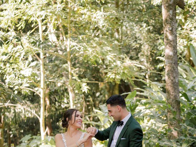 Sina and Lexi's Wedding in Manuel Antonio, Costa Rica 54