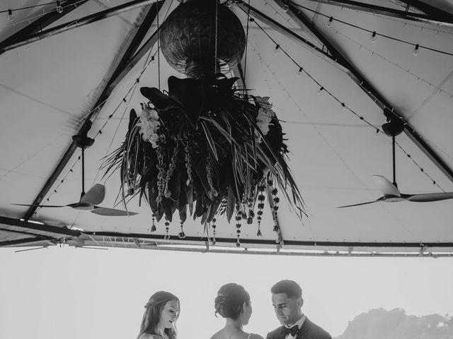 Sina and Lexi's Wedding in Manuel Antonio, Costa Rica 58