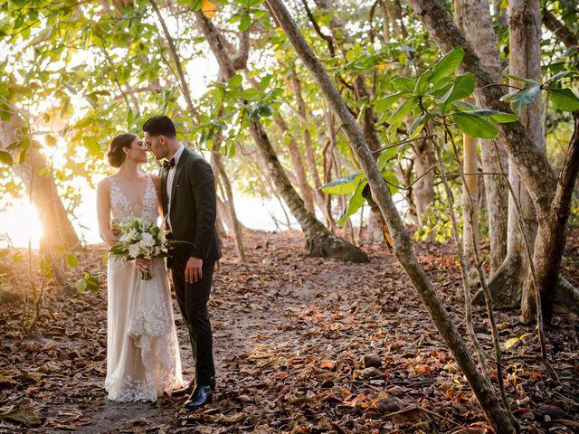 Sina and Lexi's Wedding in Manuel Antonio, Costa Rica 66