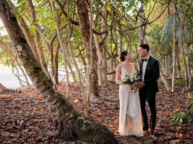 Sina and Lexi's Wedding in Manuel Antonio, Costa Rica 67