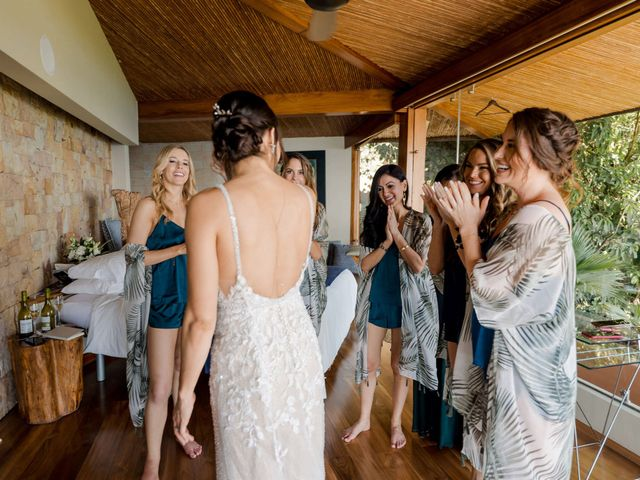 Sina and Lexi's Wedding in Manuel Antonio, Costa Rica 71