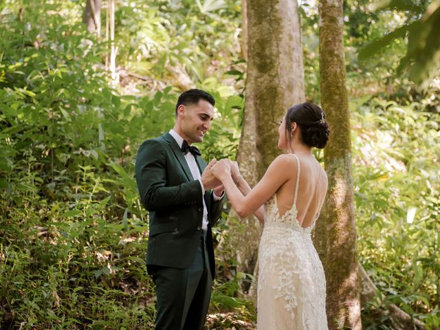 Sina and Lexi's Wedding in Manuel Antonio, Costa Rica 80