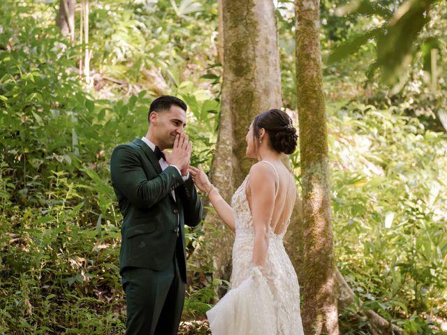 Sina and Lexi's Wedding in Manuel Antonio, Costa Rica 81