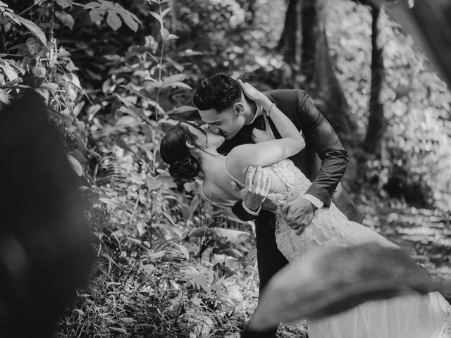 Sina and Lexi's Wedding in Manuel Antonio, Costa Rica 87