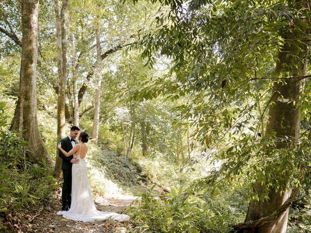 Sina and Lexi's Wedding in Manuel Antonio, Costa Rica 88
