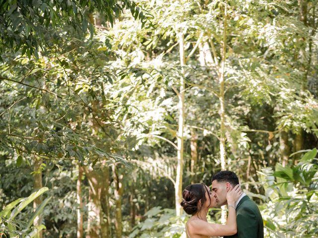 Sina and Lexi's Wedding in Manuel Antonio, Costa Rica 89