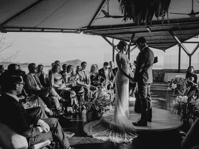 Sina and Lexi's Wedding in Manuel Antonio, Costa Rica 90