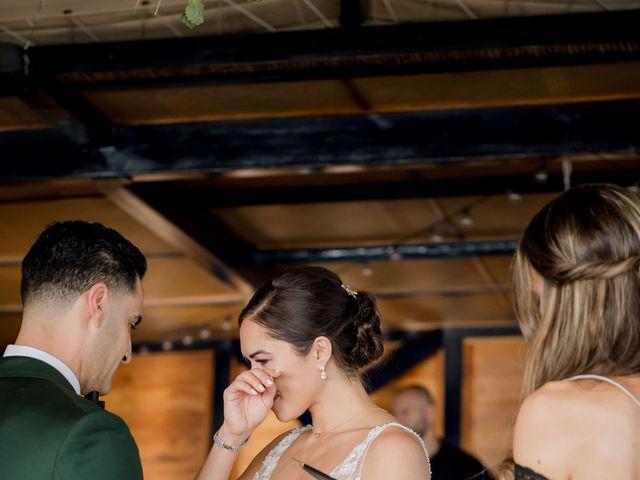 Sina and Lexi's Wedding in Manuel Antonio, Costa Rica 92