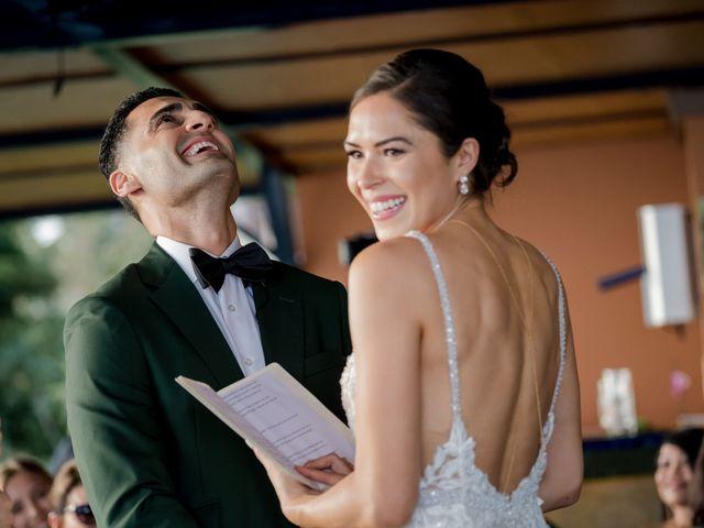Sina and Lexi's Wedding in Manuel Antonio, Costa Rica 99