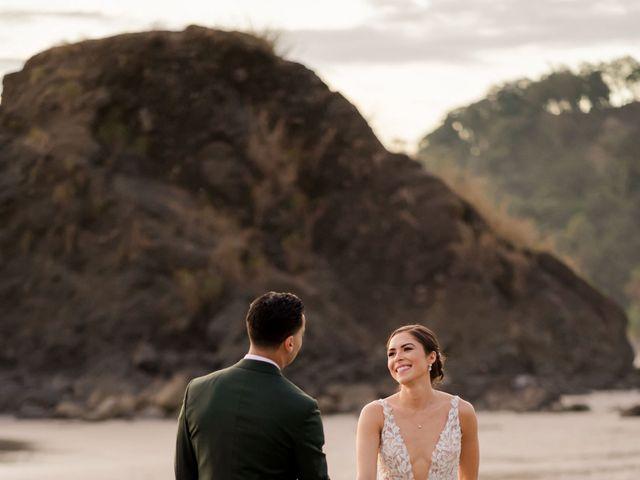 Sina and Lexi's Wedding in Manuel Antonio, Costa Rica 101