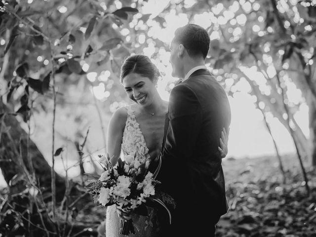Sina and Lexi's Wedding in Manuel Antonio, Costa Rica 104