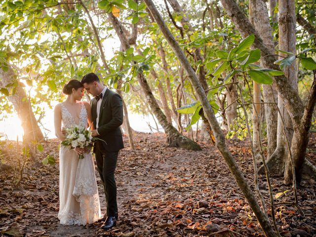 Sina and Lexi's Wedding in Manuel Antonio, Costa Rica 107