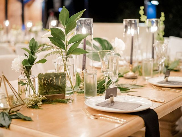 Sina and Lexi's Wedding in Manuel Antonio, Costa Rica 108