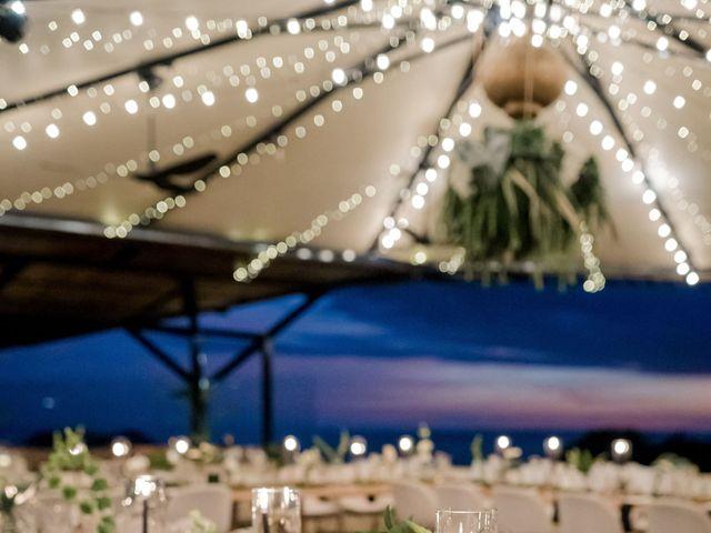 Sina and Lexi's Wedding in Manuel Antonio, Costa Rica 110
