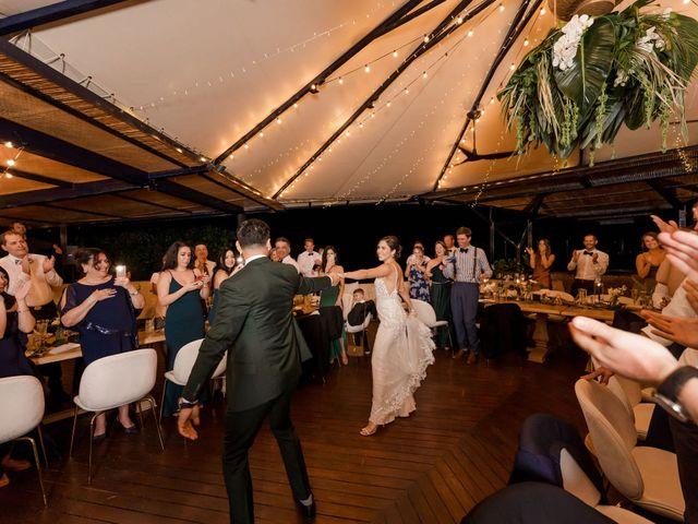 Sina and Lexi's Wedding in Manuel Antonio, Costa Rica 116