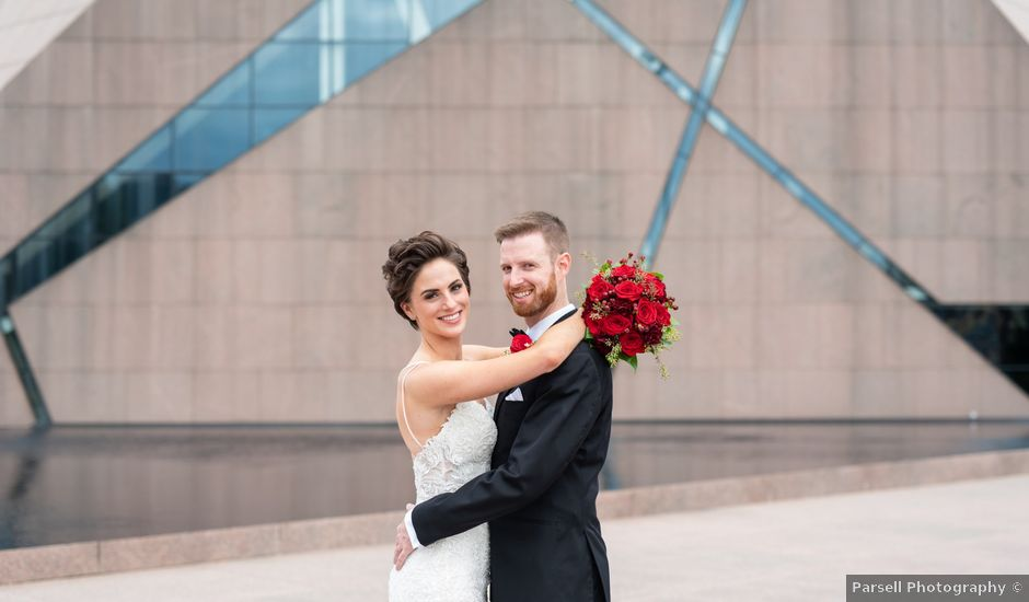 Jonathan and Britta's Wedding in Minneapolis, Minnesota