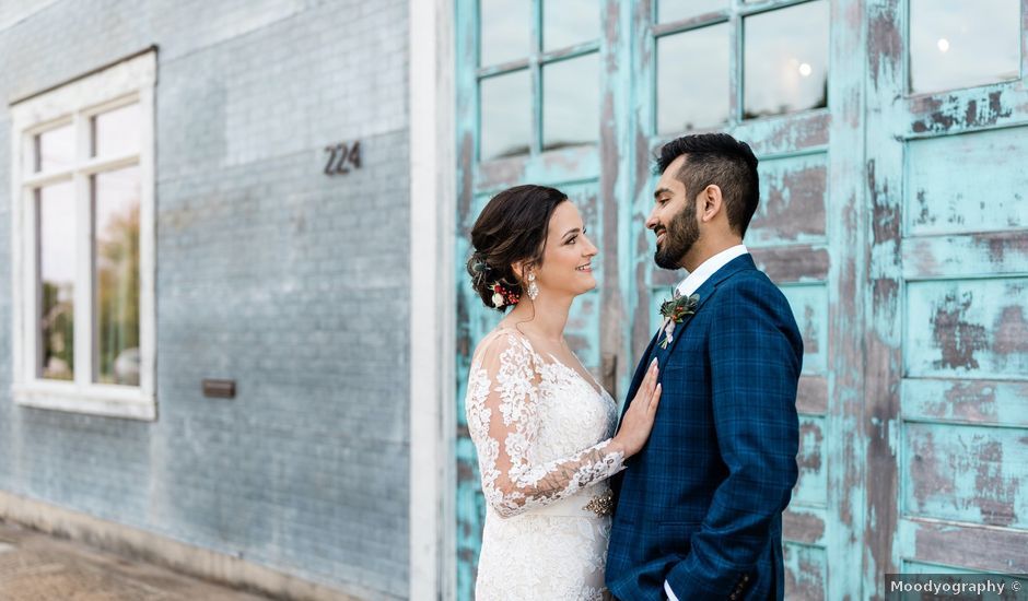 Vivek and Emily's Wedding in Georgetown, Texas