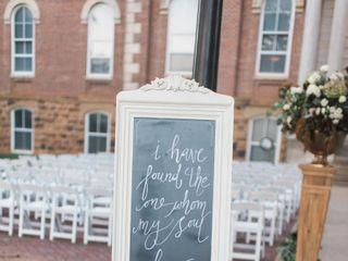 Kelsey and Nick's Wedding in Fayetteville, Arkansas 8