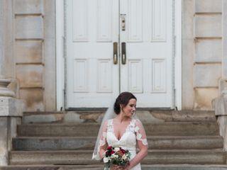Kelsey and Nick's Wedding in Fayetteville, Arkansas 5