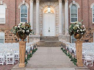 Kelsey and Nick's Wedding in Fayetteville, Arkansas 7