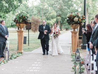 Kelsey and Nick's Wedding in Fayetteville, Arkansas 9