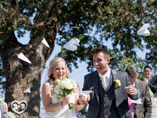 Brandy and Brock's Wedding in Rancho Santa Margarita, California 13