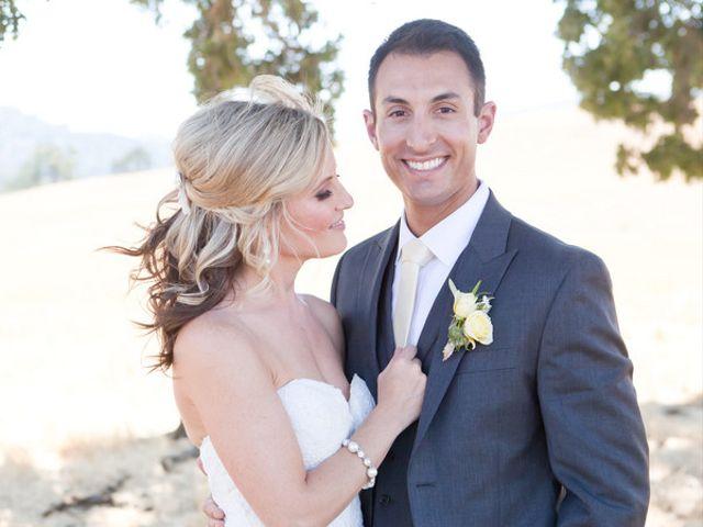 The wedding of Brock and Brandy
