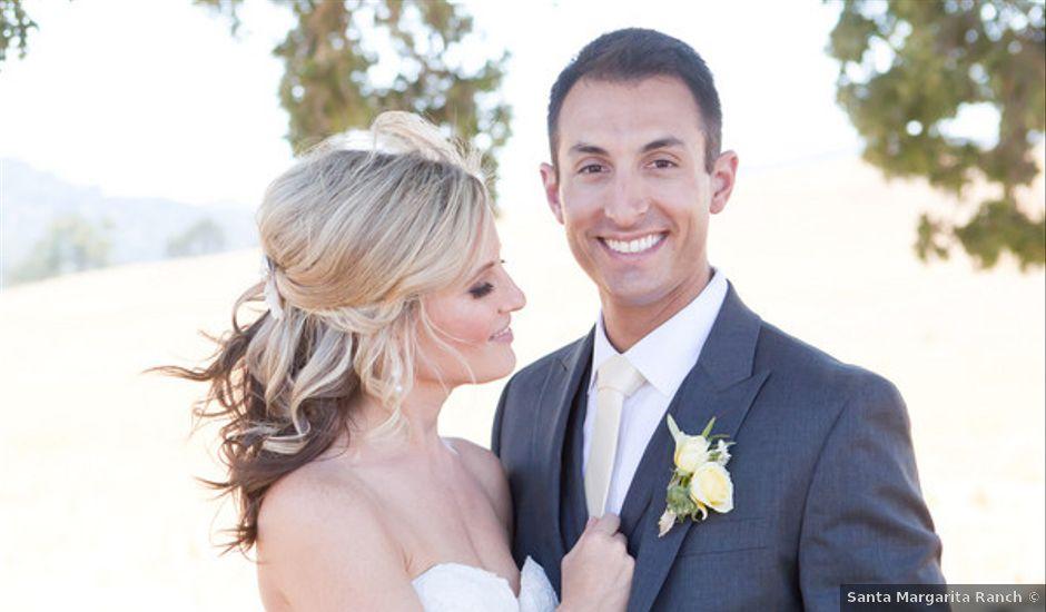 Brandy and Brock's Wedding in Rancho Santa Margarita, California